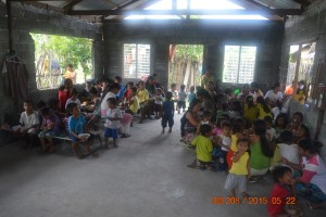 1. KIBLAWAN - MANOBO TRIBE FEEDING (3)