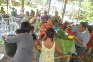 3. MAGDUG - MANOBO TRIBE FEEDING (1)
