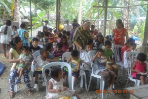 3. MAGDUG - MANOBO TRIBE FEEDING (2)